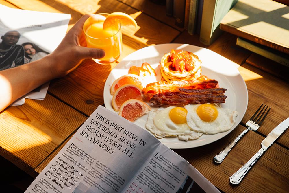 朝ごはんは毎日とろう!便秘と朝ごはんの関係やおすすめメニュー